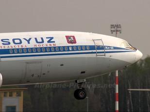 RA-86138 - Atlant-Soyuz Ilyushin Il-86