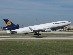 D-ALCA - Lufthansa Cargo McDonnell Douglas MD-11F