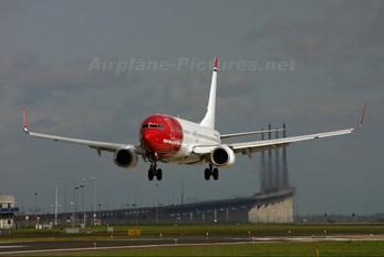 LN-NOM - Norwegian Air Shuttle Boeing 737-800
