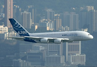 F-WWJB - Airbus Industrie Airbus A380