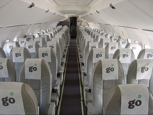 - - GO Fly British Aerospace BAe 146-100/Avro RJ70
