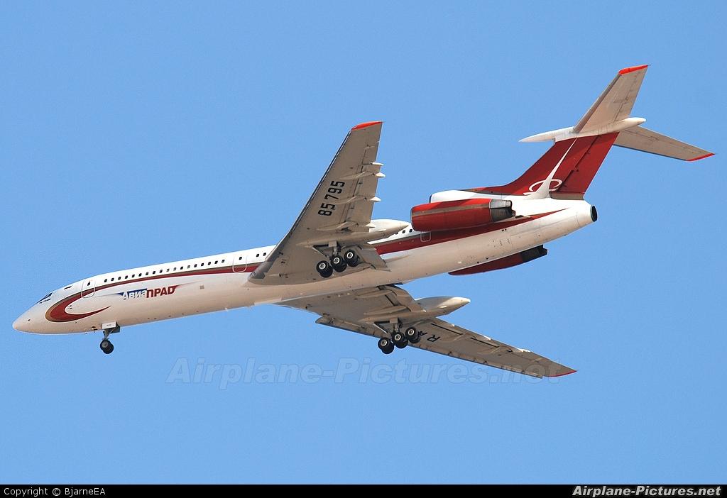 Aviaprad RA-85795 aircraft at Sharm El Sheikh