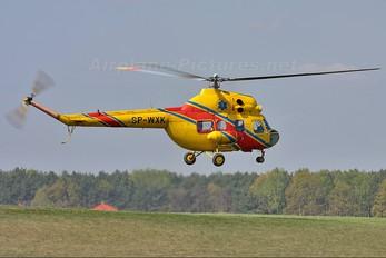 SP-WXK - Polish Medical Air Rescue - Lotnicze Pogotowie Ratunkowe Mil Mi-2