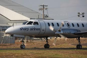 VH-SEZ - Sharp Airlines Fairchild SA227 Metro III (all models)