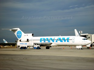 N364PA - Pan Am Boeing 727-200 (Adv)