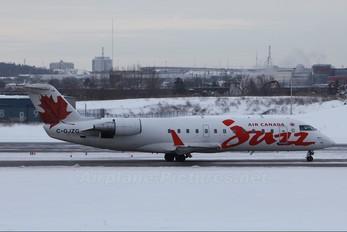 C-GJZG - Air Canada Jazz Canadair CL-600 CRJ-200
