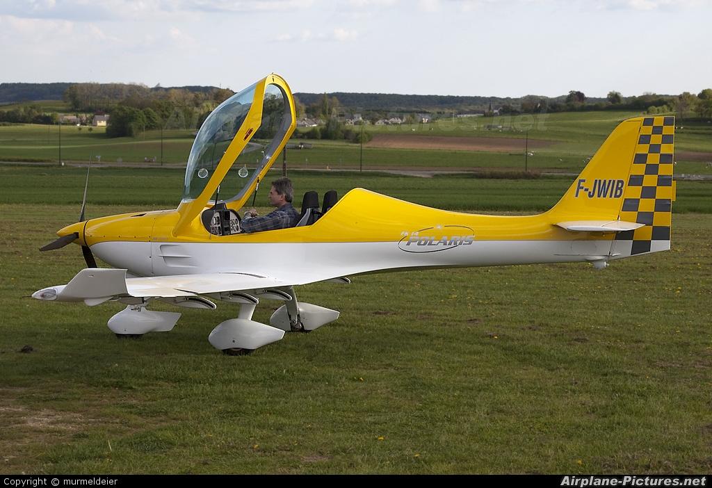 Private F-JWIB aircraft at Sterpenich - Arlon
