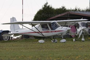 F-JQDL - Private Ikarus (Comco) C42