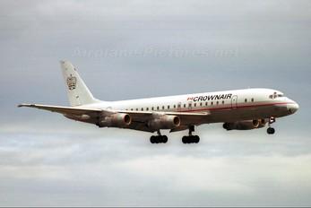 C-FCRN - CrownAir Douglas DC-8