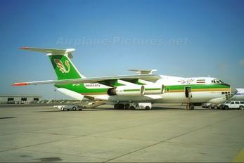 EP-JAY - Mahan Air Ilyushin Il-76 (all models)