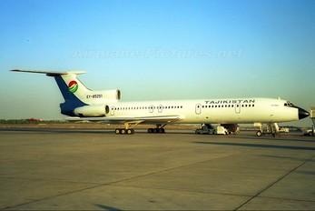 EY-85251 - Tajikistan Airlines Tupolev Tu-154B