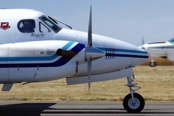 651 - South Africa - Air Force Beechcraft 200 King Air