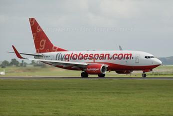 G-MSJF - Flyglobespan Boeing 737-700