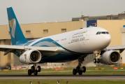 VT-JWE - Oman Air Airbus A330-200 aircraft