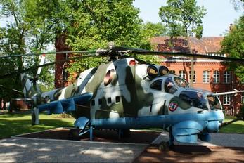 007 - Poland - Air Force Mil Mi-24D