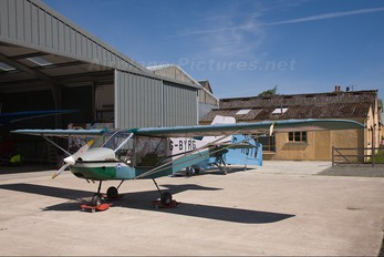 G-BYRG - Private Rans S-6, 6S / 6ES Coyote II