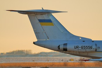UR-65556 - Ukraine - Government Tupolev Tu-134A