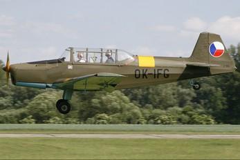 OK-IFG - Slovacky Aeroklub Kunovice Zlín Aircraft Z-126