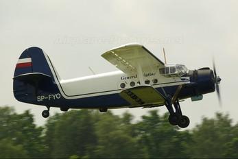 SP-FYO - White Eagle Aviation Antonov An-2