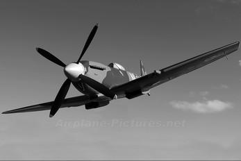 TB592 - Australia - Air Force Supermarine Spitfire LF.XVI