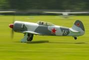 RA-3482K - Private Yakovlev Yak-3U aircraft
