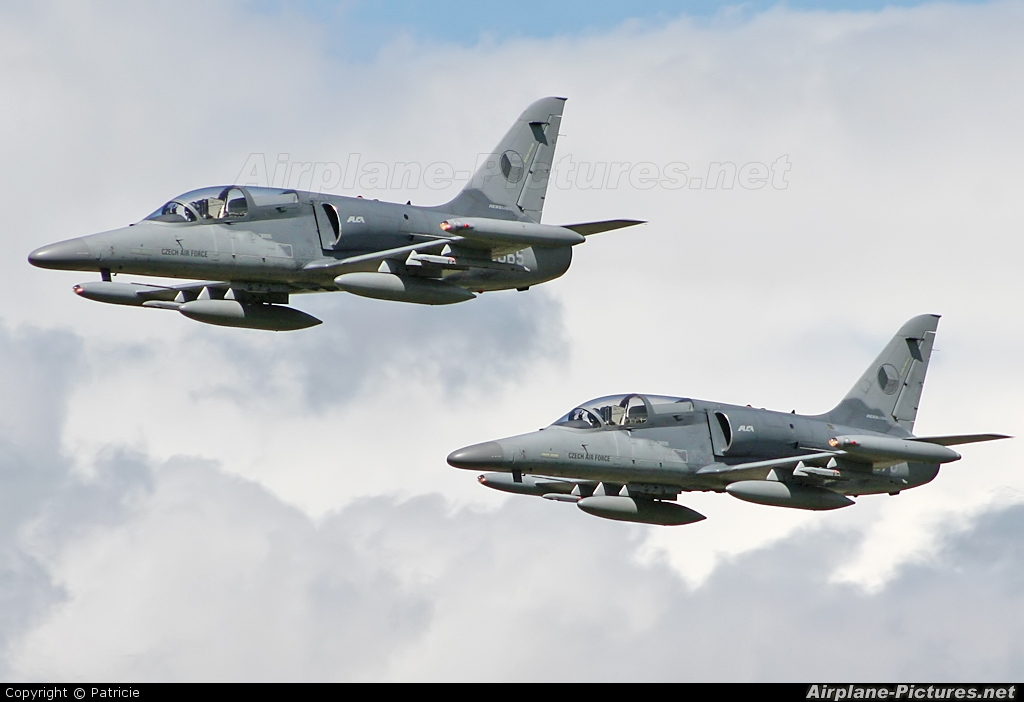 Czech - Air Force 6065 aircraft at Pardubice