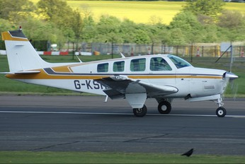 G-KSHI - Private Beechcraft 36 Bonanza