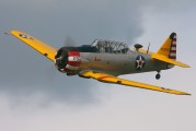 F-AZMP - Private North American Harvard/Texan (AT-6, 16, SNJ series) aircraft