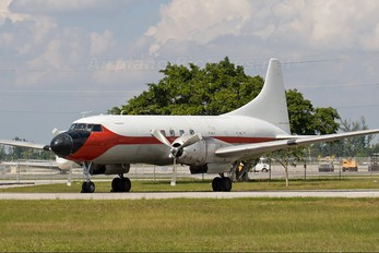N323CF - Jet One Express Convair CV-440 Metropolitan