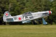 F-AZXZ - Private Yakovlev Yak-3M aircraft