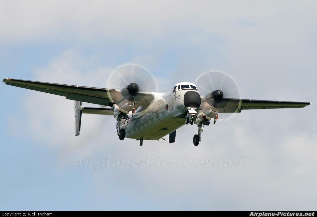 USA - Navy 152142 aircraft at Boscombe Down