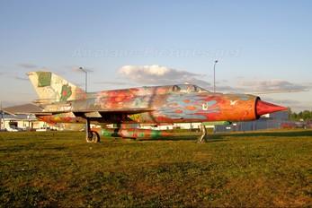 1813 - Poland - Air Force Mikoyan-Gurevich MiG-21PF
