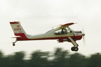 SP-EBT - Aeroklub Ziemi Mazowieckiej PZL 104 Wilga 35A