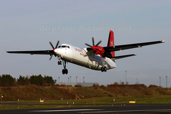 SE-LEF - Skyways Fokker 50