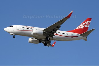 4L-TGM - Airzena - Georgian Airlines Boeing 737-700