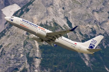 TC-SNF - SunExpress Boeing 737-800