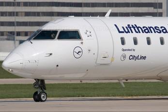 D-ACJG - Lufthansa Regional - CityLine Canadair CL-600 CRJ-200
