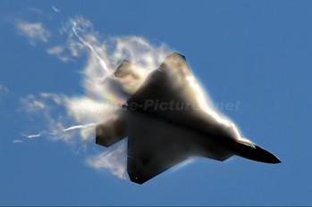 03-4050 - USA - Air Force Lockheed Martin F-22A Raptor