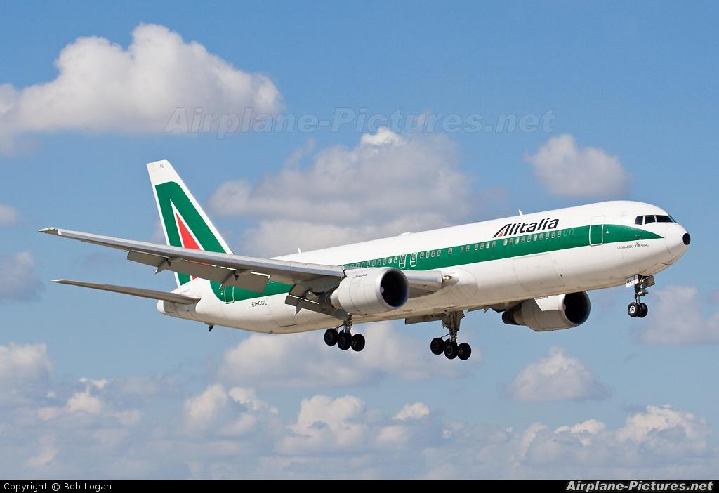 Jet Privato Alitalia : Ei crl alitalia boeing at miami intl photo id