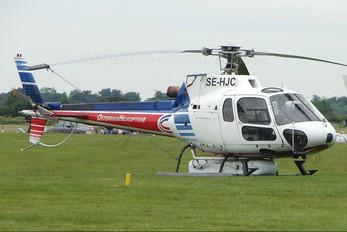 SE-HJC - Private Aerospatiale AS350 Ecureuil / Squirrel