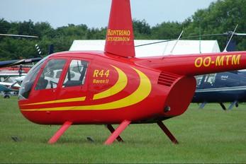 OO-MTM - Private Robinson R44 Astro / Raven