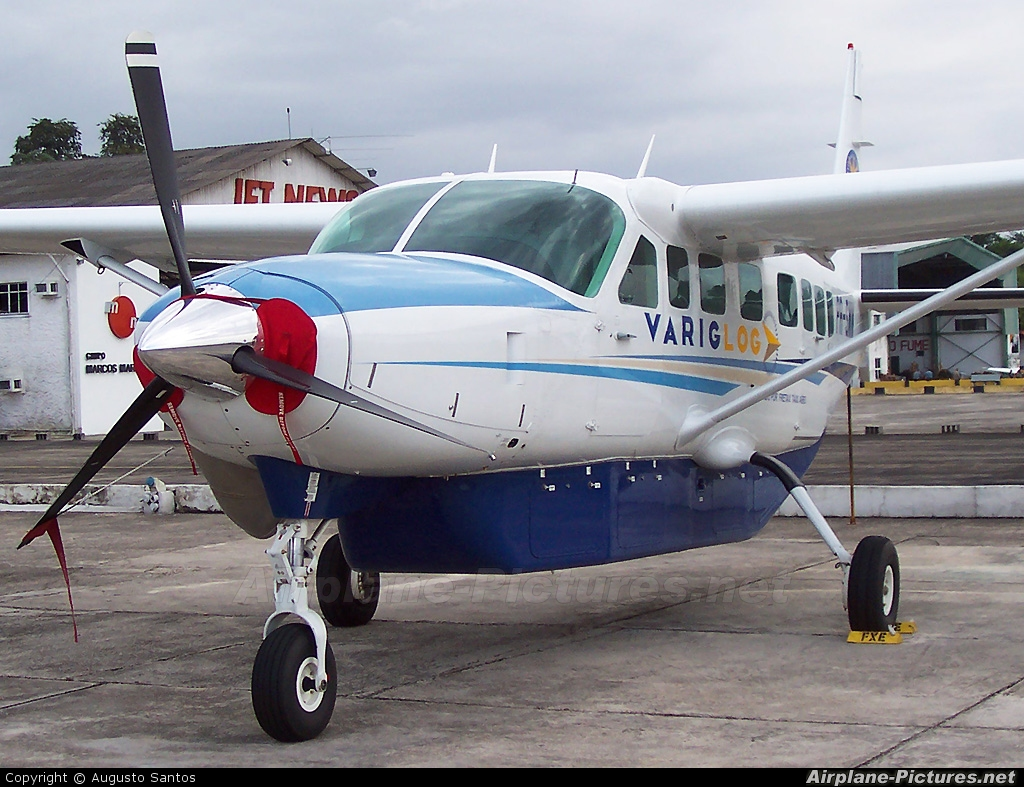 Fretax Táxi Aéreo PR-SMM aircraft at Belém