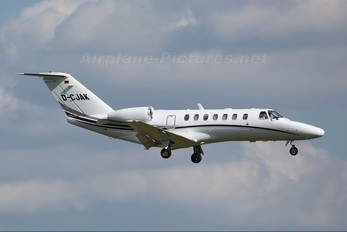 D-CJAK - Private Cessna 525 CitationJet