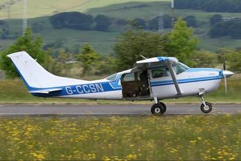 G-CCSN - Scottish Parachute Club Cessna 206 Stationair (all models)