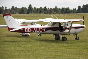 OO-ALC - Private Cessna 150