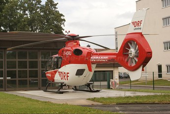 D-HDRU - Deutsche Rettungsflugwacht Eurocopter EC135 (all models)