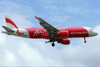 9M-AFY - AirAsia (Thailand) Airbus A320