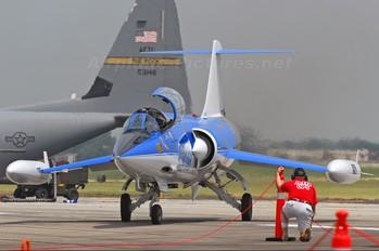 N104RN - Starfighters Demo Team Lockheed F-104G Starfighter