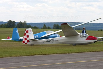 OO-ZOE - Private Schleicher K-8B
