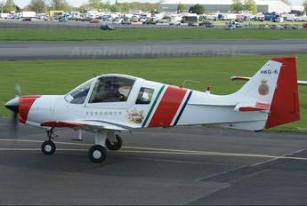 G-BPCL - Isohigh Scottish Aviation Bulldog